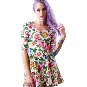 Joyrich Dresses & Skirts - Joyrich floral skater dress