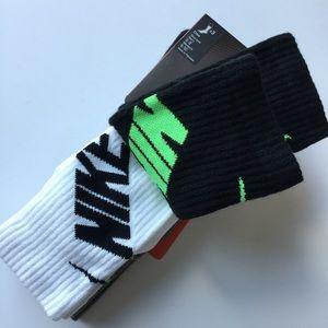 Nike Accessories - 3 pairs Nike Dri-Fit Socks