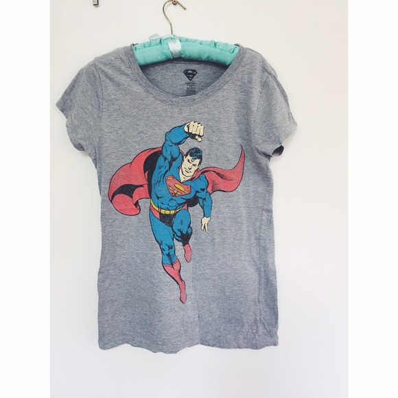 Vintage Tops - Vintage Superman Tee