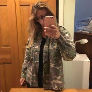 Jackets & Blazers - Vintage U.S. Army Jacket