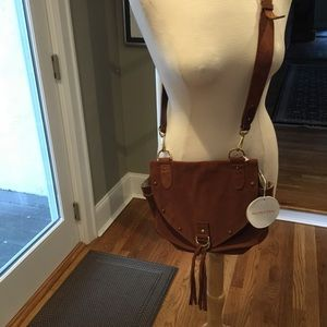 See by Chloe Handbags - See By Chloe Suede and Leather Crossbody Bag!