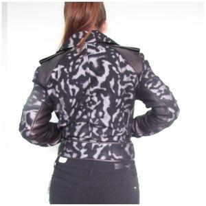 Diane von Furstenberg Jackets & Blazers - Diane Von Furstenberg Theodora motor jacket sz 4
