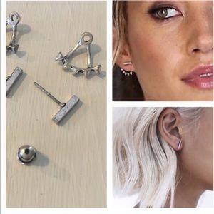 Sunahara Jewelry Jewelry - Ear Jacket Earrings