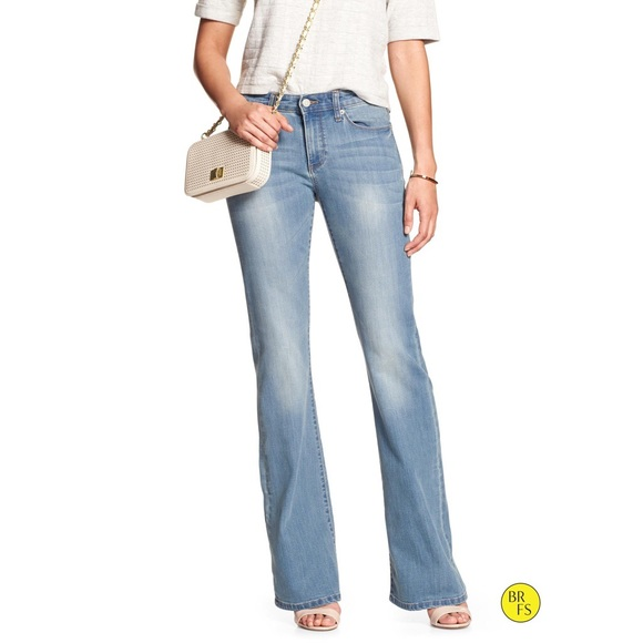 59% off Banana Republic Denim - On Trend Banana Republic Wide Leg ...