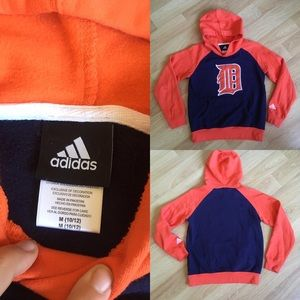 Adidas Other - 🚚MAKE OFFERS🚚NWOT Detroit tigers hoodie!
