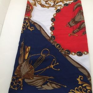 Accessory Collective Accessories - Vintage Silk scarf