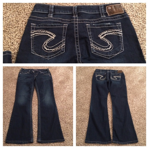72% off Silver Jeans Denim - Silver Jeans Tuesday Style Size 31 ...
