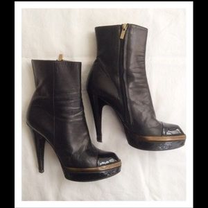Authentic YSL Booties
