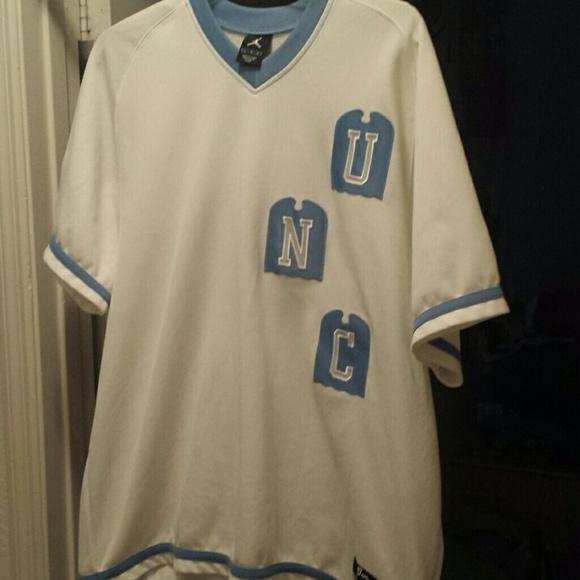 finest selection 17e49 c0055 Michael Jordan UNC throwback jersey