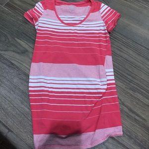 Bump start maternity top