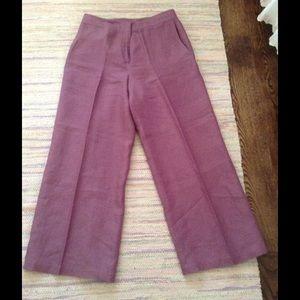 Eileen Fisher purple pants