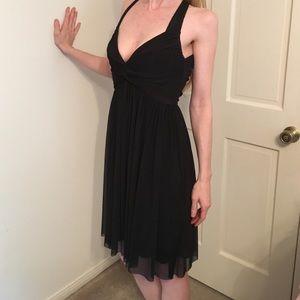 London Times Dresses & Skirts - Amazing black sleeveless dress with hand beading