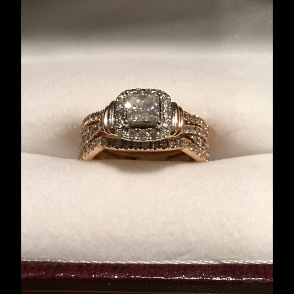 33 off Kay Jewelers Jewelry Rose Gold Engagement and Wedding