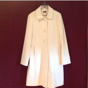 Beautiful J Crew Wool Coat!