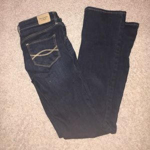 Abercrombie & Fitch Bootcut Jeans