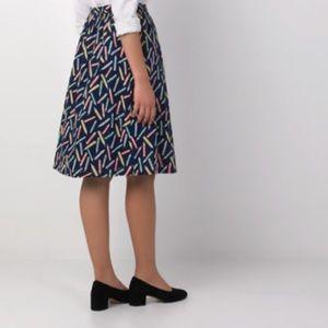 5dc98dfa1fa cath kidston Skirts - Cath Kidston midi colored pencil skirt Nwt Xs