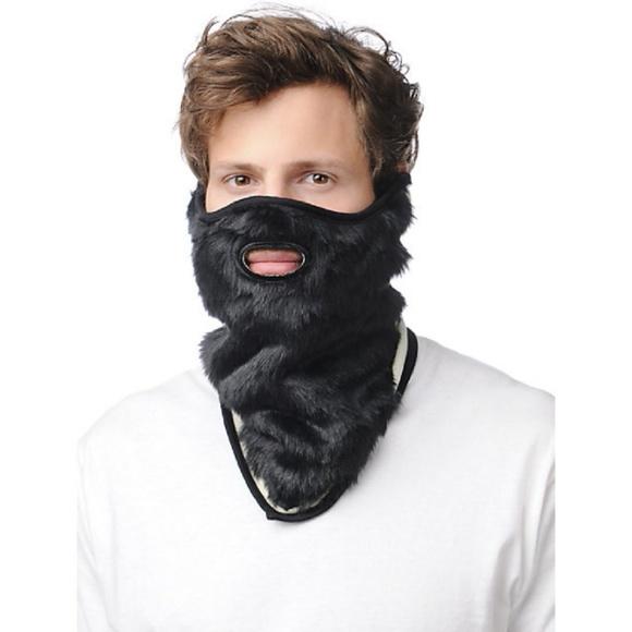 936a21a24fd SALE HOST PICK Neff Lumberjack Beard Face Mask NWT