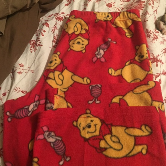 0615c6934ed2 Disney Other - Disney M Sleep Pants Piglet Winnie The Pooh Bear