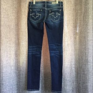REROCK for Express (Skinny) Jeans