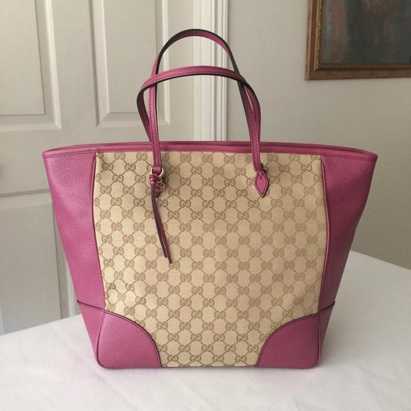 d41d81aece0 Gucci Handbags - 🎉HP🎉 Gucci Bree tote bag