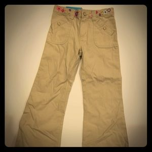 Carter's Other - Carters Khaki Long pants  for girls
