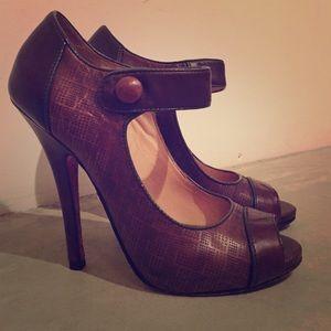 L.A.M.B. Shoes - L.A.M.B. stiletto Mary Jane
