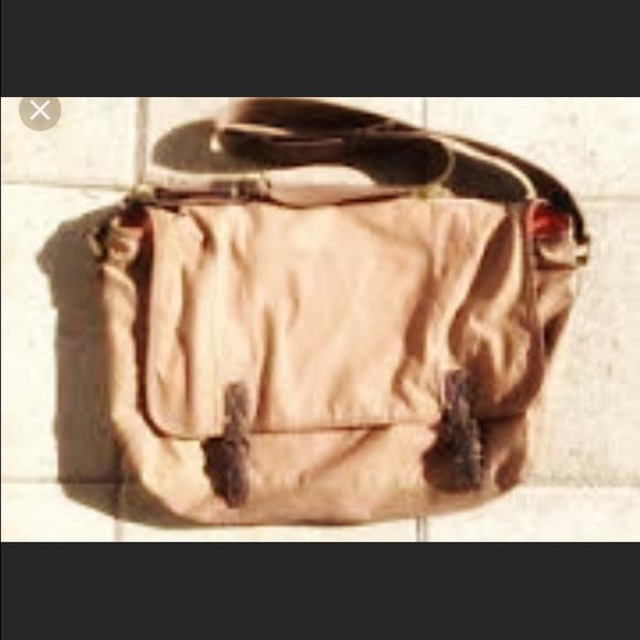 Jcrew messenger bag