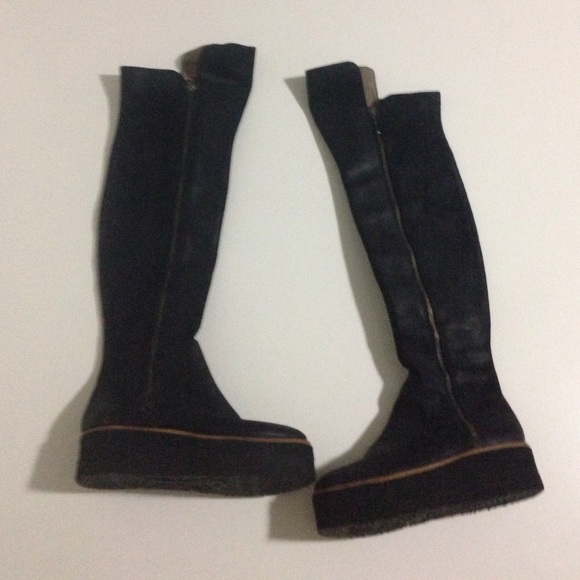 Belle by Sigerson Morrison Shoes - Belle by Sigerson Morrison Over the knee boots.