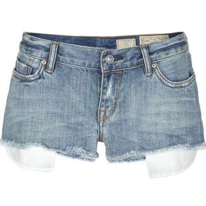 ALL SAINTS Lowe Hot Short