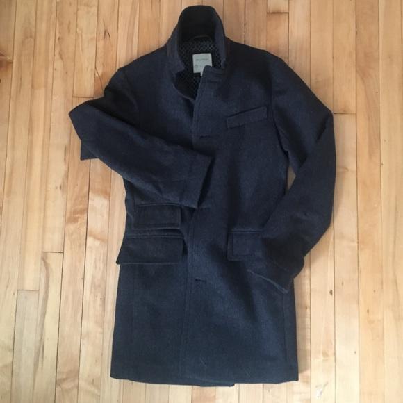 Billy Reid Jackets Amp Coats Astor Coat Poshmark