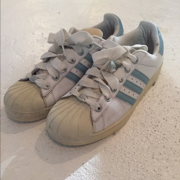 new product e1395 76c20 Vintage Adidas Superstar II, MENS size 11