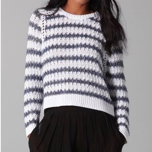 Theysken's Theory Sweaters - THEYSKEN'S THEORY Striped Sweater