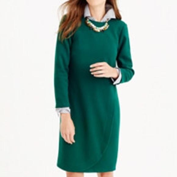 J.Crew Green Evening Dresses