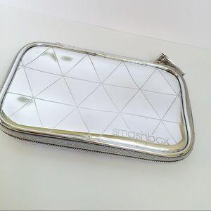Mirror like smashbox cosmetic bag