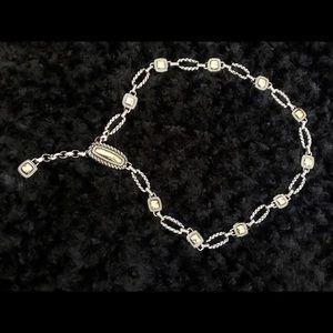 Brighton Accessories - Brighton Vintage Chain Belt NWOT