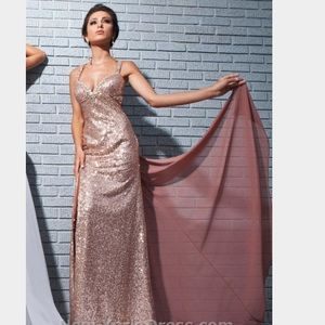 Tony Bowls Dresses & Skirts - Prom dress , tony bowls , 113514