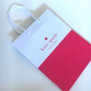 Free Kate Spade Gift Bag