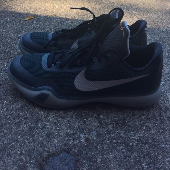 Nike Shoes | Kobe 10 Dark Green And
