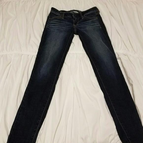 Denim - American eagle skinny jeans