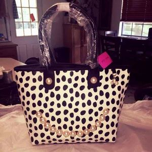 Betsey Johnson Tote NWT