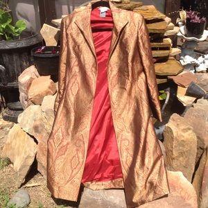 Kay Unger Jackets & Blazers - Kay Unger 💯% silk jacket 10