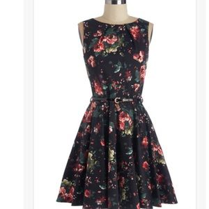 "Modcloth ""Luck Be A Lady"" dress"