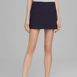 Theory Dresses & Skirts - Theory Keeta Tomar Textured Mini Skirt