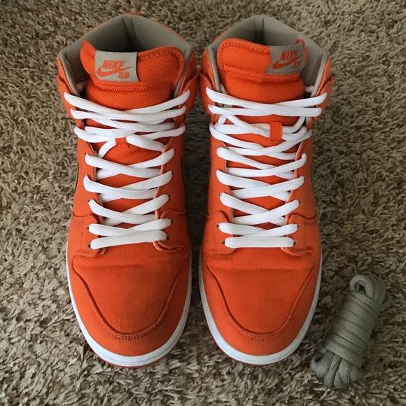 timeless design 49aa7 cb057 Size 11.5 Nike SB Dunk High Pro- Urban Orange. M_57e4447756b2d6871d004d43
