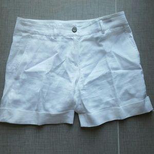 Paul & Shark Pants - Paul and Shark Linen Shorts
