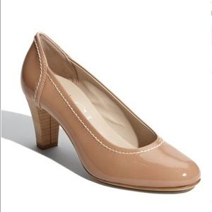 AGL Attilio Giusti Leombruni Patent Leather Pump