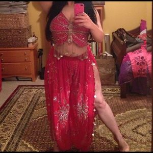 Other - Complete Professional Bellydance costume! 🔥🔥🔥❤