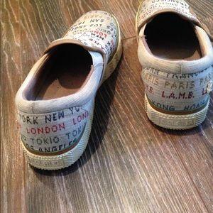 L.A.M.B. Shoes - L.A.M.B. Sneakers by Gwen Stefanie