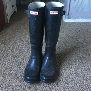 Size 8 women's hunter's boots