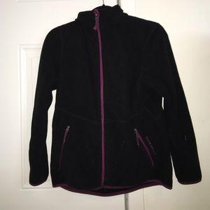 Black Diamond Tops - Black Diamond zip up sweatshirt size Medium